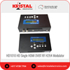 Australia Wholesale HD1010 HD Single HDMI DVBT RF H264 Modulator