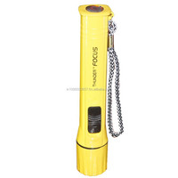 Led torch focus yellow