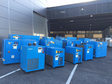 Used BOGE air compressors and dryers