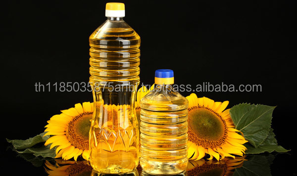Refinery Sunflower Oil