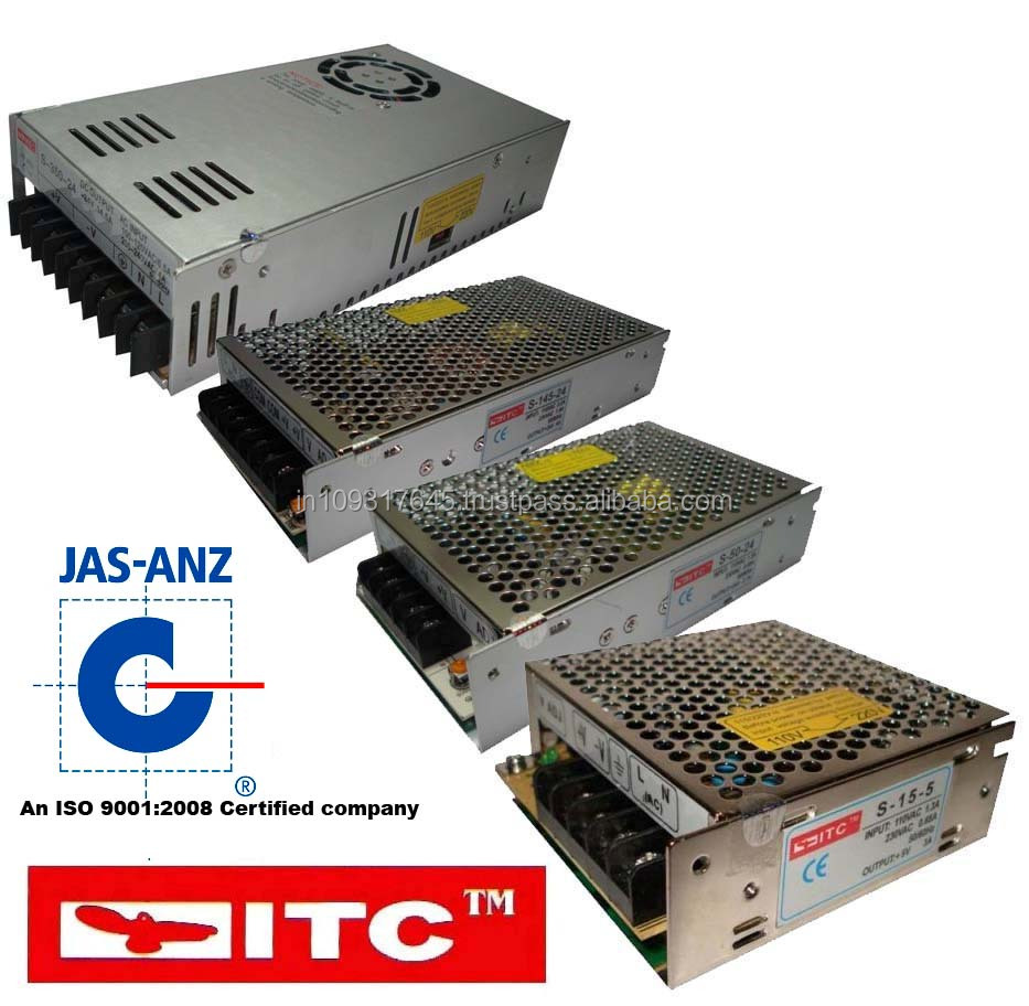 Switching Mode Power Supply 24VDC