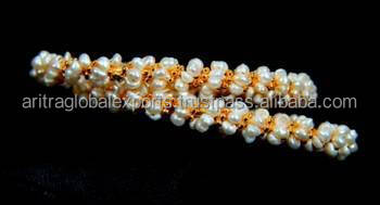 """Real pearls seed pearls bangles from hyderabad """