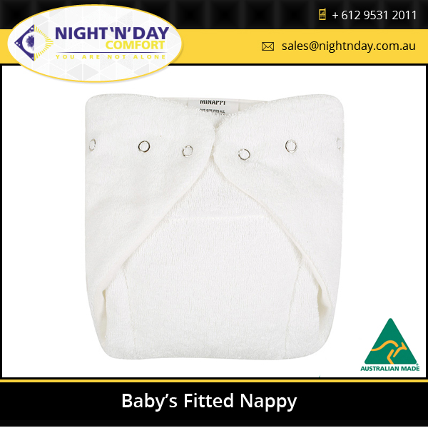 Made in Australia Brand Baby Absorbent Reusable Nappies