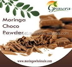 Organic Certified Moringa Choco Powder - Healthy Nutritious Drink