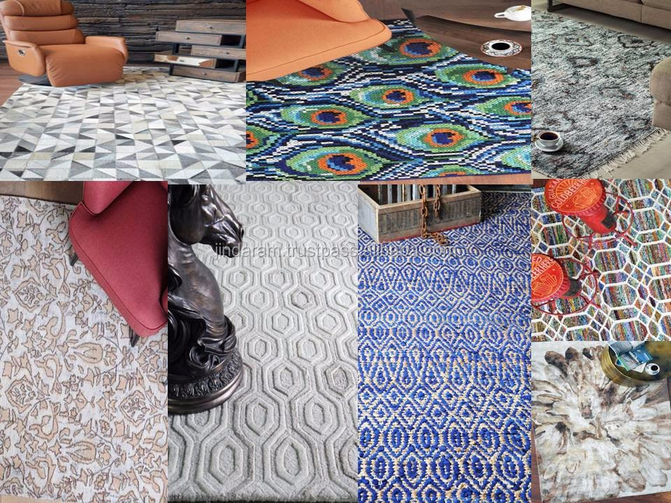 Household nylon carpets