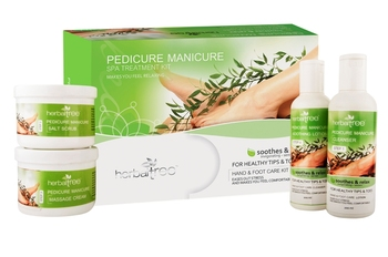 Pedicure & Manicure Kit