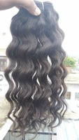 Factory hair wholesale top quality human hair last long loose curly indian remy hair