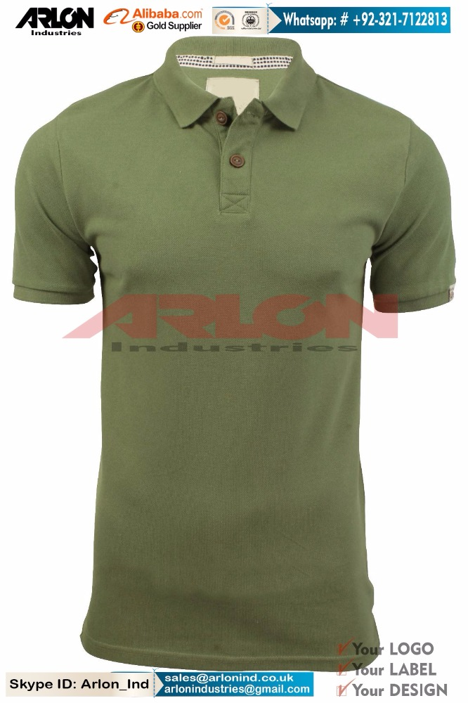 Cheap Price Custom Mens Gym Polo T Shirt OEM Private Label T Shirt Big Sale