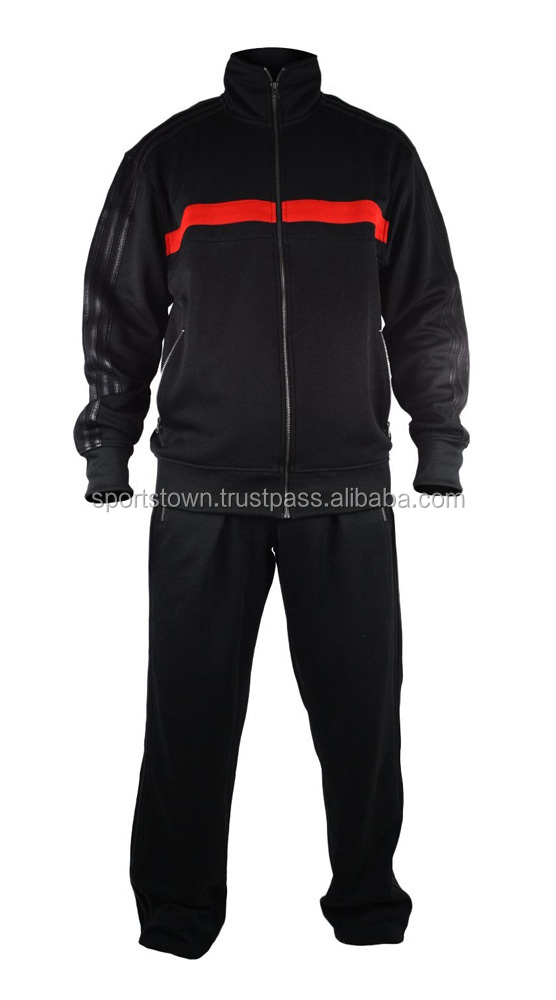 2016 Hot style high Popular/ 100% Polyester Sportswear Jogging suit