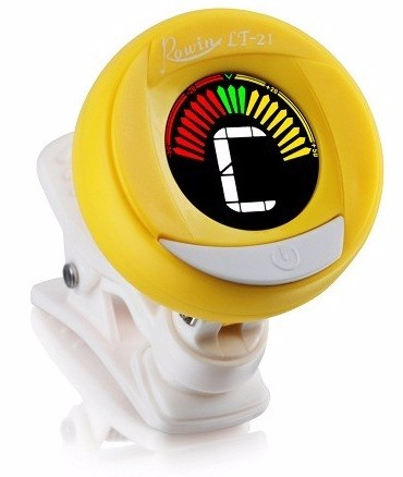 Top Quality Effective Guitar Pedal LT-21 acoustic guitar tuner from Rowin music