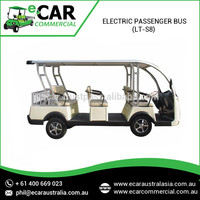 High Performance Electric Mini Bus with Best Pickup at Cheap Rate