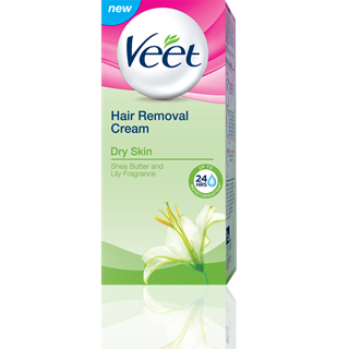 Veet Hair Removal Cream FOR DRY SKIN