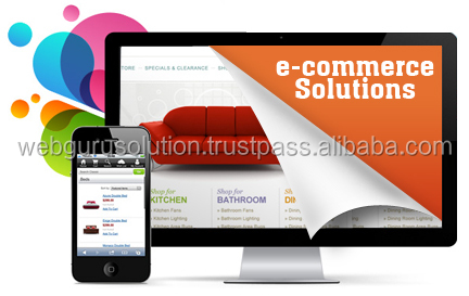 E commerce Website designing and development India Bamboo Crafts