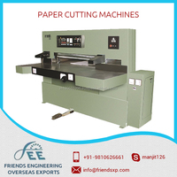 Fully Automatic Hydraulic Type Paper Cutting Machine