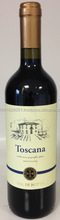 Red Wine Tuscan_Toscana IGT