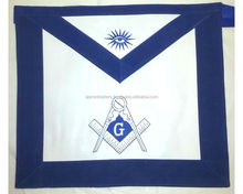 Blue Lodge new Mason Aprons /new Officer Aprons Master