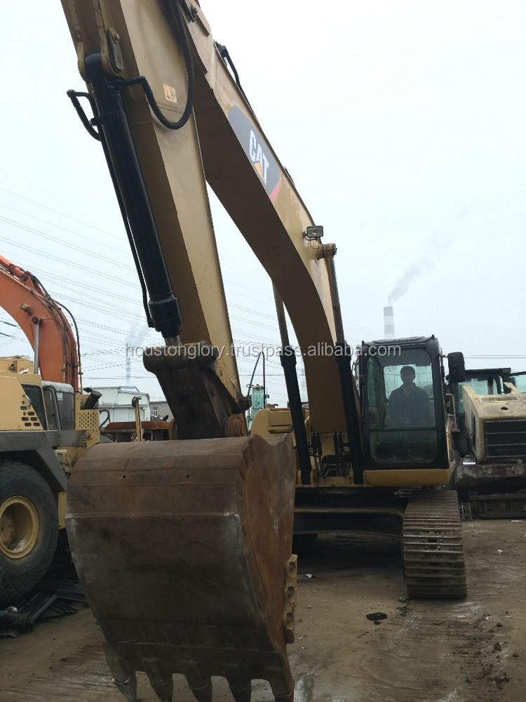 Excavator caterpillar price 325D, also 320b,320c,320d,330d,336d, caterpillar excavator