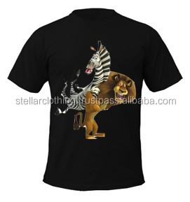 Cartoon Printed T-Shirt