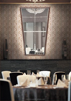 Eco-friendly and High quality innovative products for restaurants Wallpaper for interior decoration use , glue also availabl