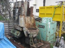 Used Giken Silent Piler FT70 CITY PILER '91yr for special sale