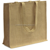 TS081, Free Shipping, MOQ 100pcs, plain jute bag, 38x38x15cm, Custom Accept