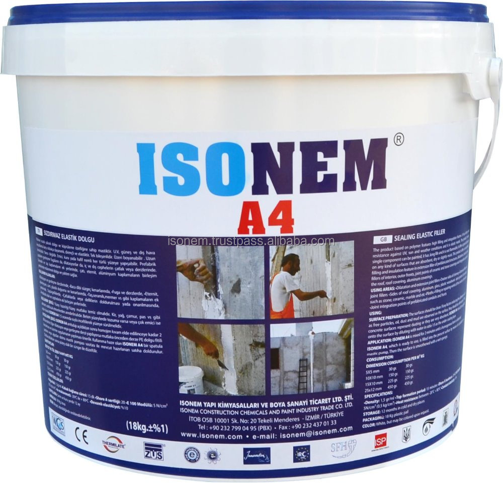 ISONEM A4 (EXPANSION JOINT FILLER, SEALANT)