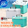 Cooler box22L Japan made insulate warm and cool fishing outdoor leisure pp bag in box cooler HOLIDAY LAND COOLER CBX 22L