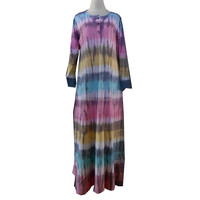 Gamis Combed Tie Dye 8