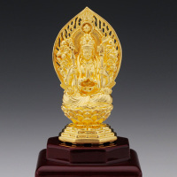 Statue , K24 Gold Craft , Japanese traditional work