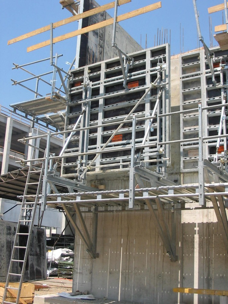 1.DESTIL : HEAVY DUTY WALL FORMWORK. 2.DESTIL DUC : MEDIUM DUTY WALL FORMWORK. 3.SHORING TOWER TF2. 4.STAIR TOWER TF2.