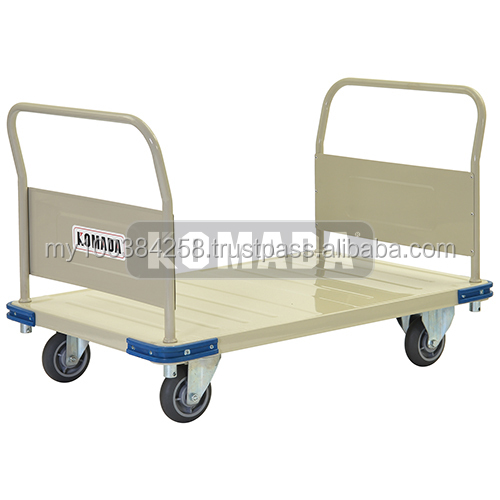 2 Fixed Handle Platform Trolley (Heavy Duty), Platform Trolley, Trolley, Hand Trolley, Trolley Cart, Shopping Trolley,Hand Truck