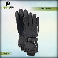 Ergon Adults Unisex Ski Gloves / 2015 New Lightly Padded Ski Gloves / Professional Outdoor Winter Ski Gloves