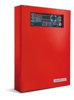 Single Line Conventional Inim Smartline Fire and Fire Extinguishing Panel 4 -36 zone!!