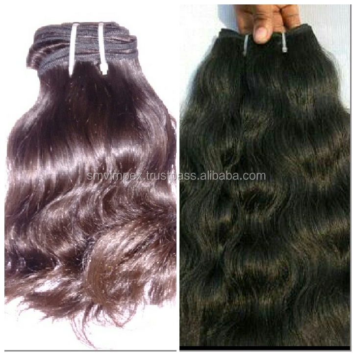 100% Raw Remy Virgin Pure Indian Hair Weave Best selling products wholesale natural virgin human indian hair
