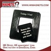 Customized shape Acrylic Magnet