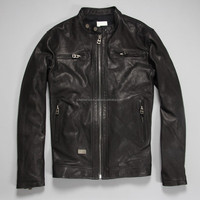 LUKE APPARELS -Sheep genuine Leather jacket best quality for japanese oem odm sample order accepted