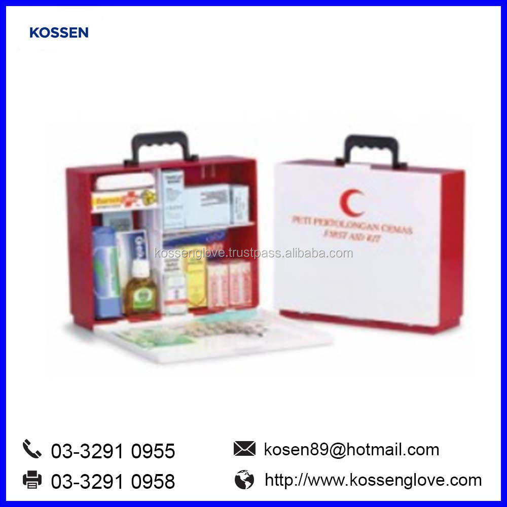 Kossen low cost high quality emergency first aid kit
