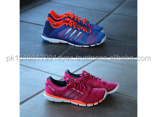 WholeSale Gym Shoes made of artifical leather with mesh fabric latest 2016 Famous Brand Style design