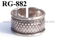 Buy online Wholesales Gold plated Brass Rings jewelry RG-882