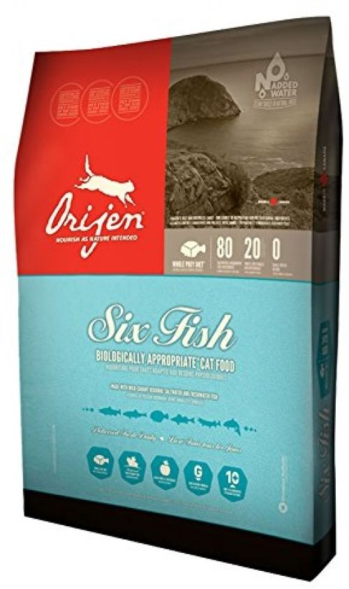 Orijen 6 Fish Cat, 12 Oz