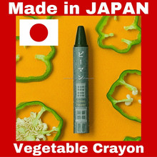 Japanese children safe types of crayons for school and kindergarten