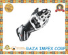 Cool style motorbike men leather driving gloves /Pro bike Motorcycle Glove ,Top Quality Motor bike Gloves