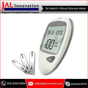 Biggest Seller of OK Match II Blood Glucose Meter