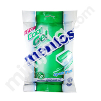 Mentos Cool Gel Spearmint Candy Indonesia Origin