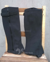 Horse Riding Washable Amara Half Chaps, Popular Amara Half Chaps.