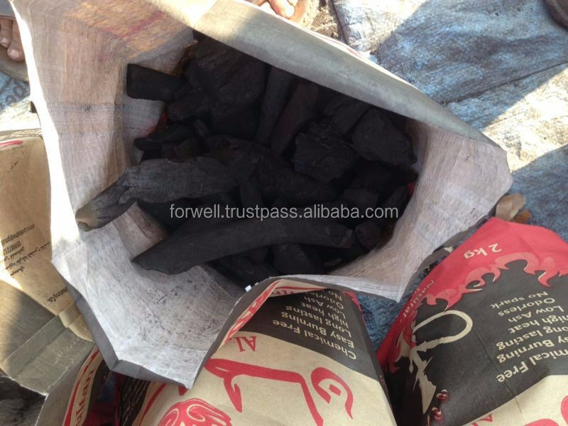 Top Charcoal from big trees