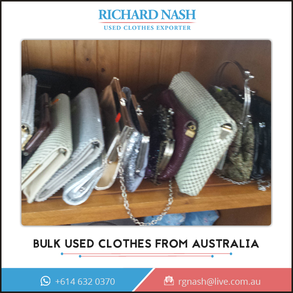 Bulk Used Purse from Australia