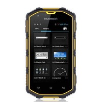 Hummer H5 MTK6572 Dual core Smartphone Ip67 Waterproof Dustproof Shockproof cell phones Android celulare original