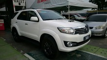 SUV for Rent in Manila