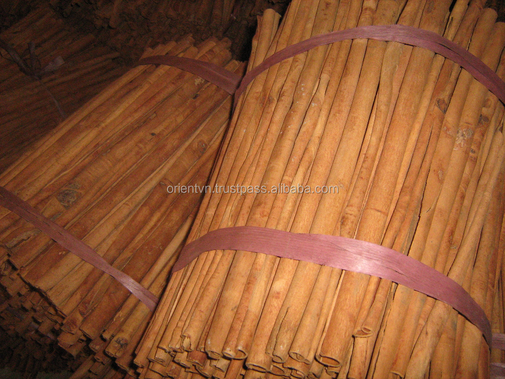 Tube cinnamon export to worldwide from Hai Phong port, Vietnam